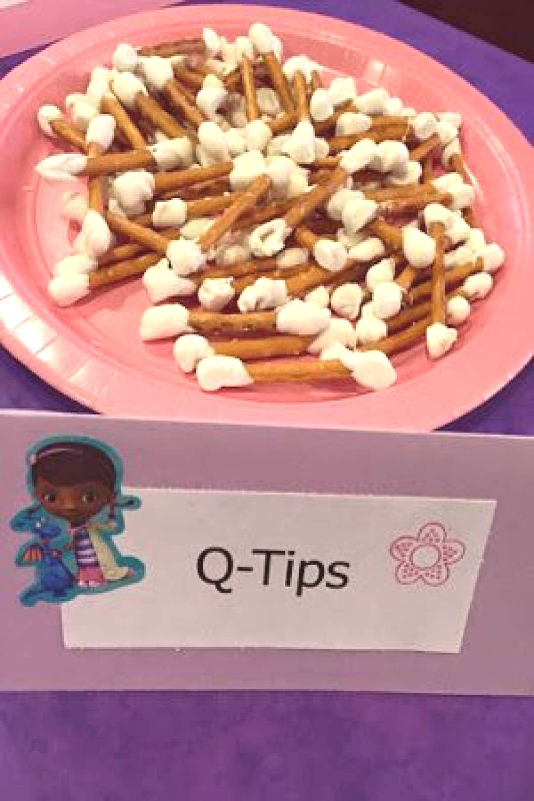 Doc McStuffins Birthday Party! Pic 2 of 14 Food Ideas