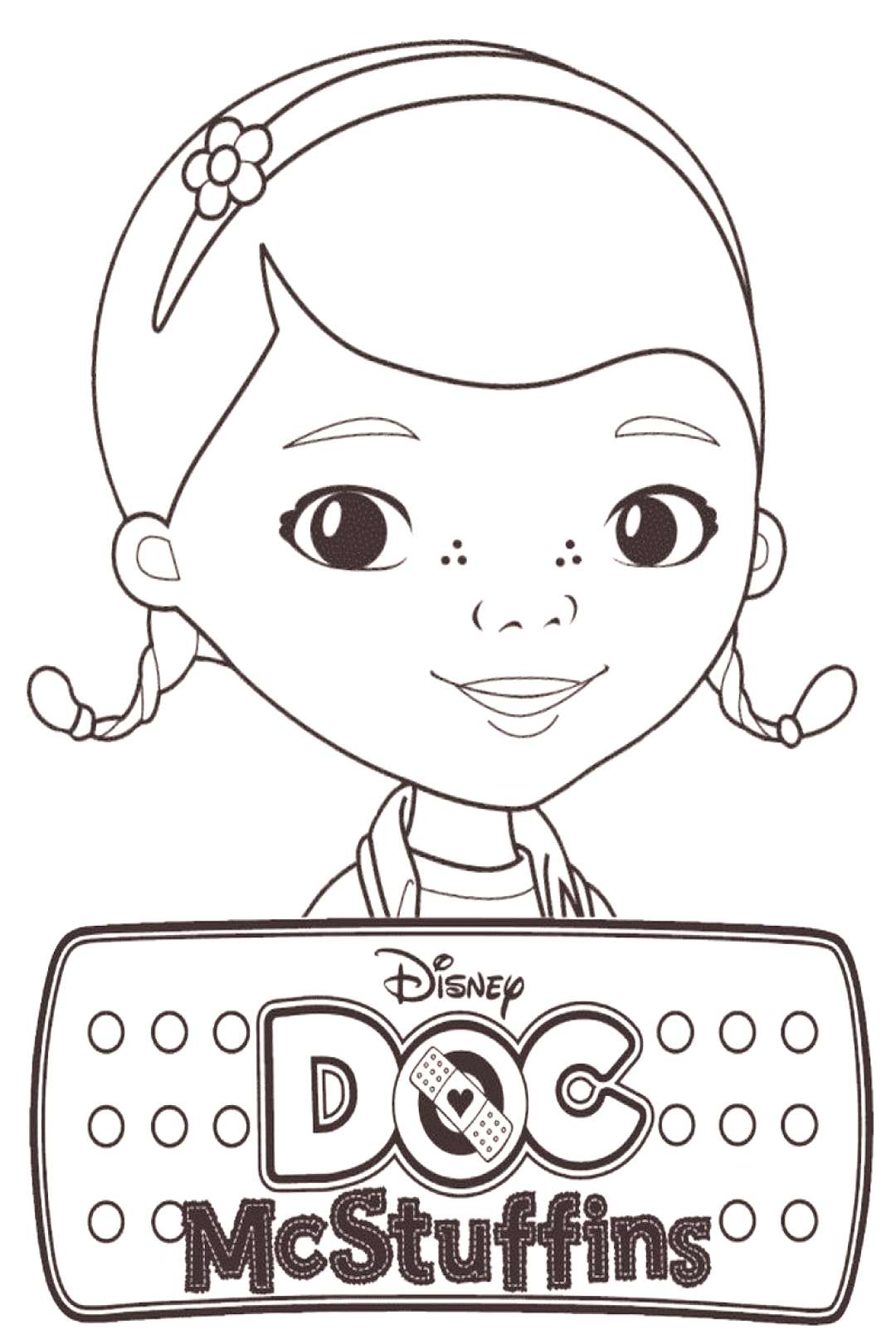 Doc Mcstuffins Coloring Pages Disney Junior Doc Mcstuffins Coloring Pages Disney Junior. Doc Mcstuf