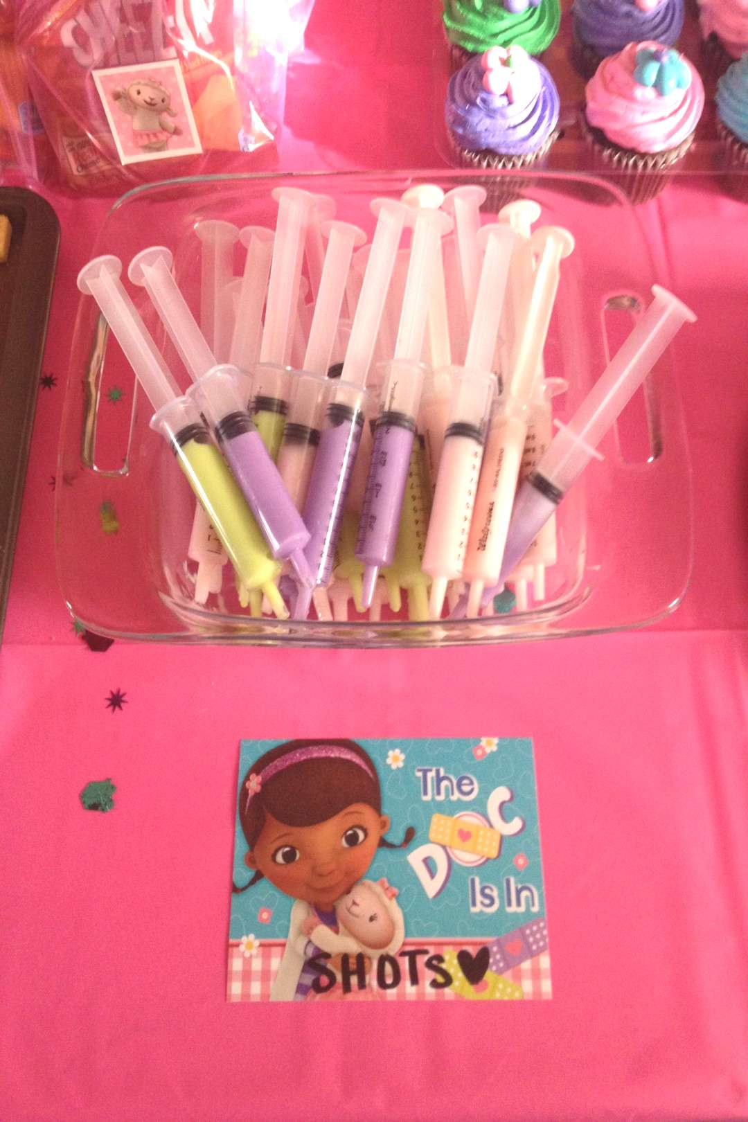 Doc Mcstuffins Party Ideas intended for Newest - Birthday Ideas Make it