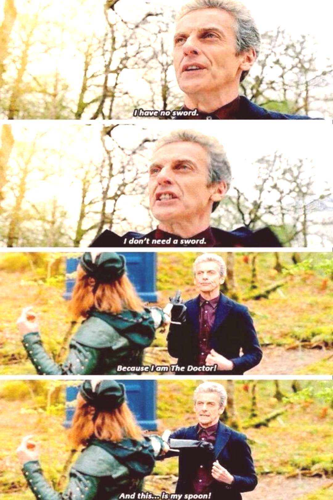 doctor who facts Sherlock