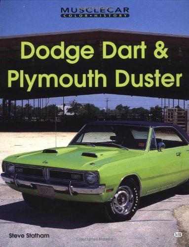 Dodge Dart and Plymouth Duster (Muscle Car Color History)