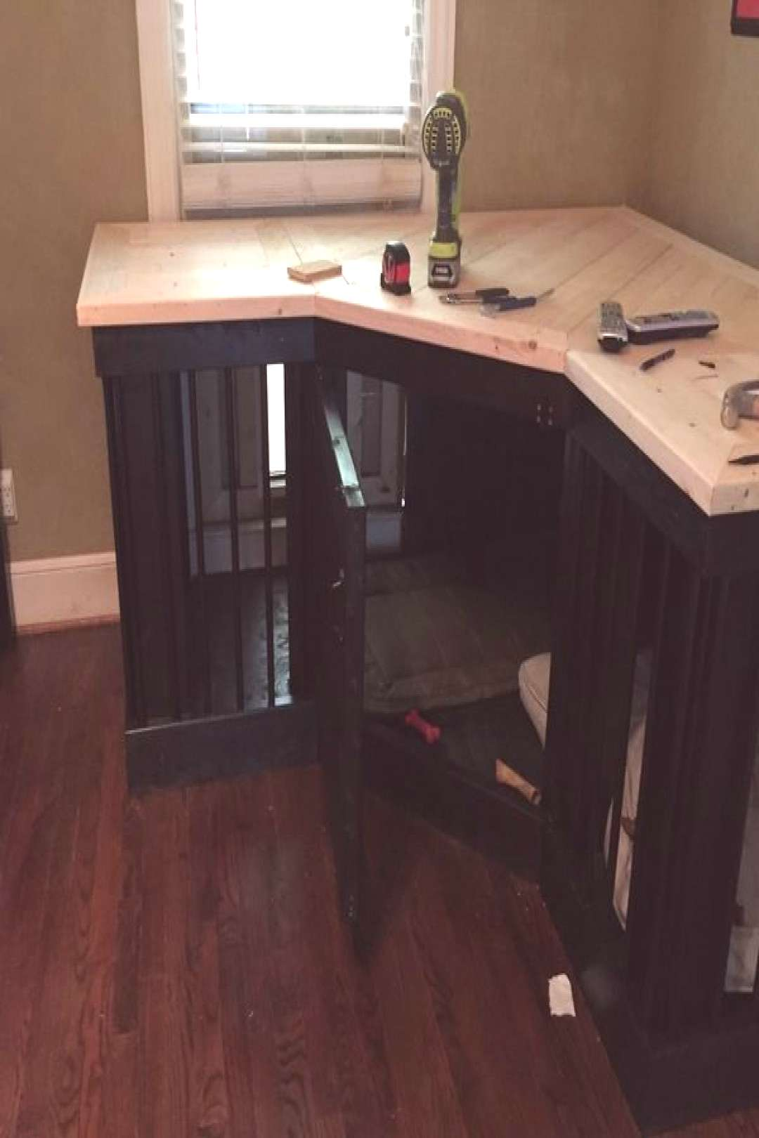Dog Crate - RYOBI Nation Projects