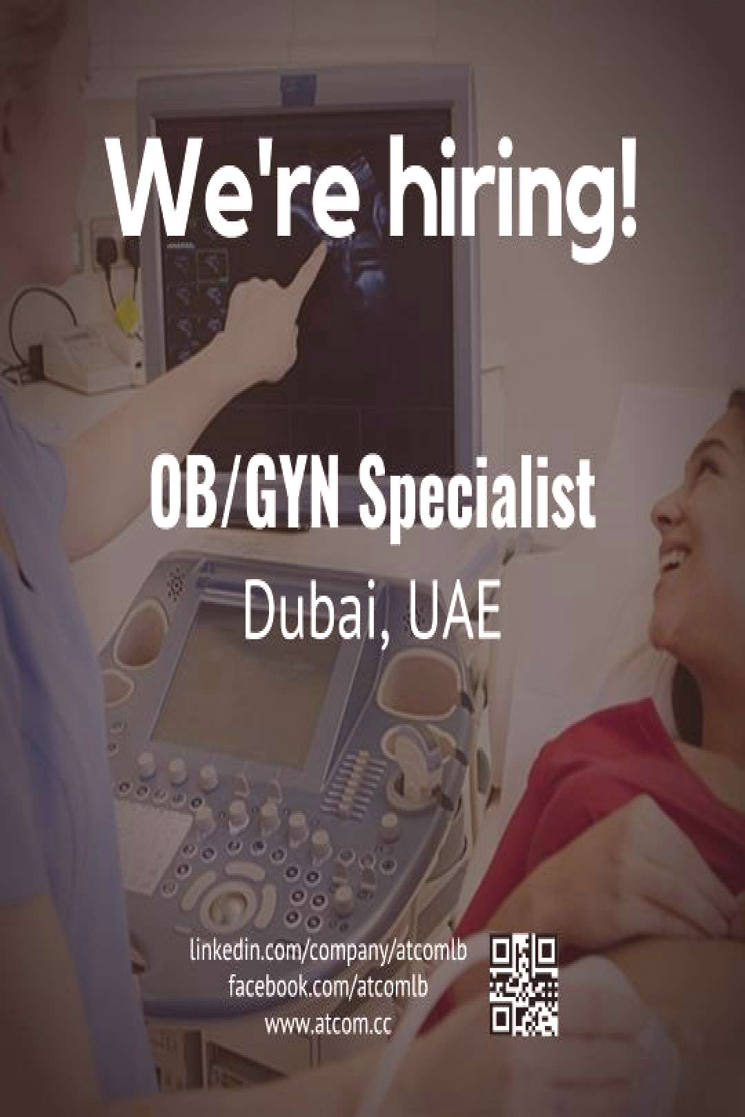 Dubai Jobs   OB/GYN Specialist (DHA Licensed or Eligibility Letter) Check out our advert link