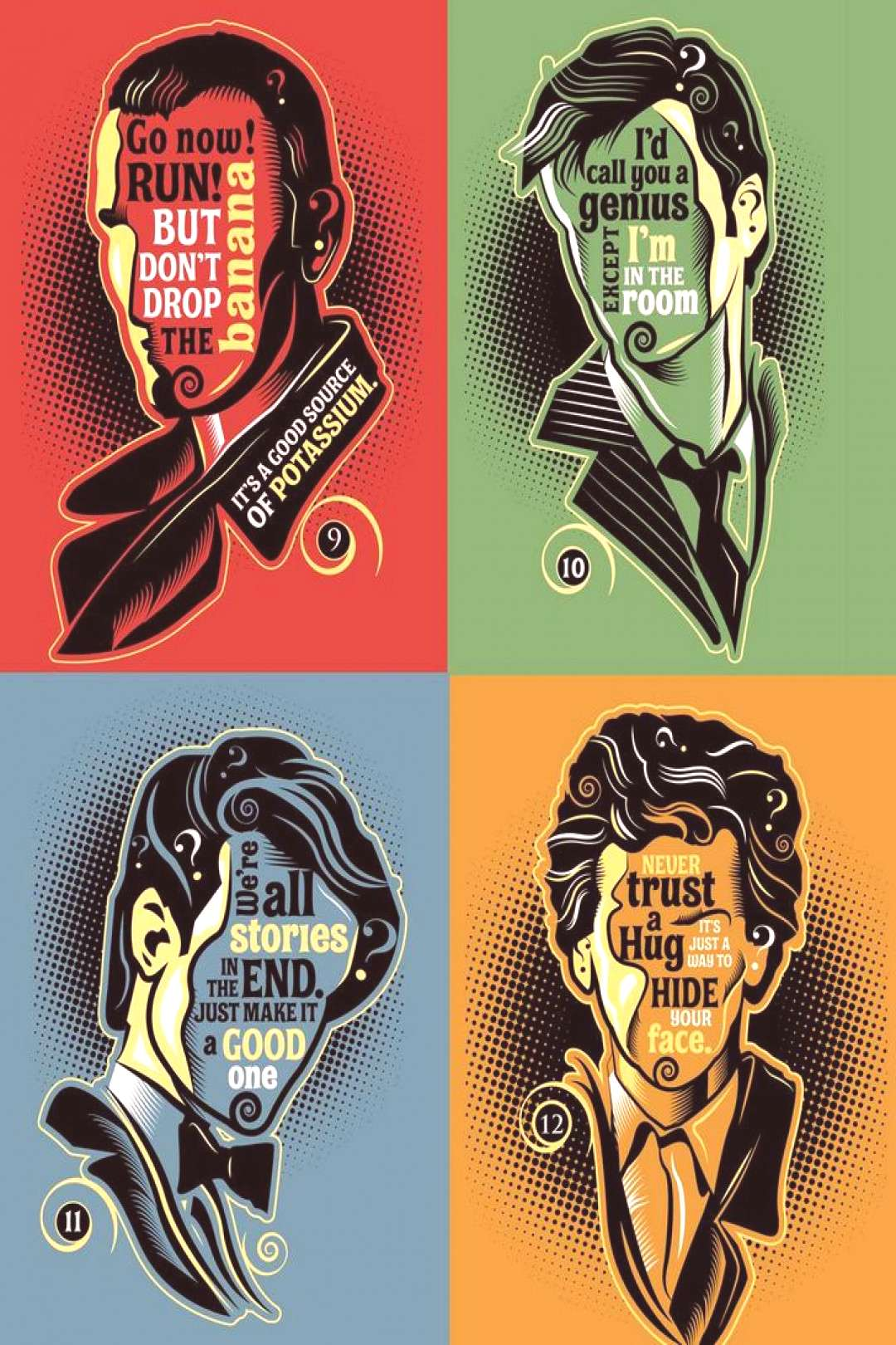 Face Quotes of the Doctor - Imgur