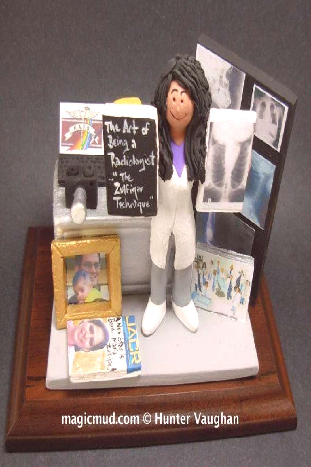 Gift Figurines, custom created just for you!    Perfect present for all  a  heartfelt gift for birt