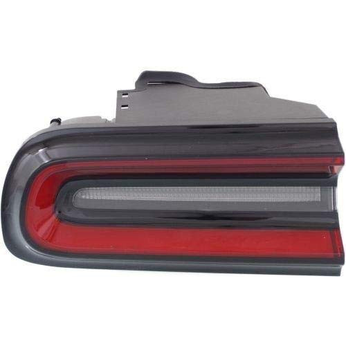 Go-Parts - for 2015 - 2019 Dodge Challenger Rear Tail Light