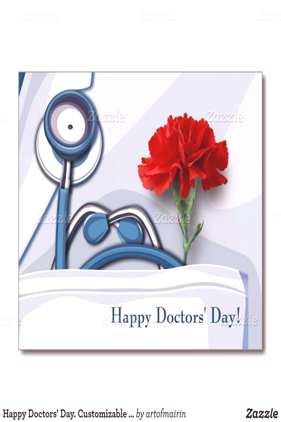 Happy Doctors Day. Customizable Postcards | Happy Doctors' Day. Customizable Postcards | Get m