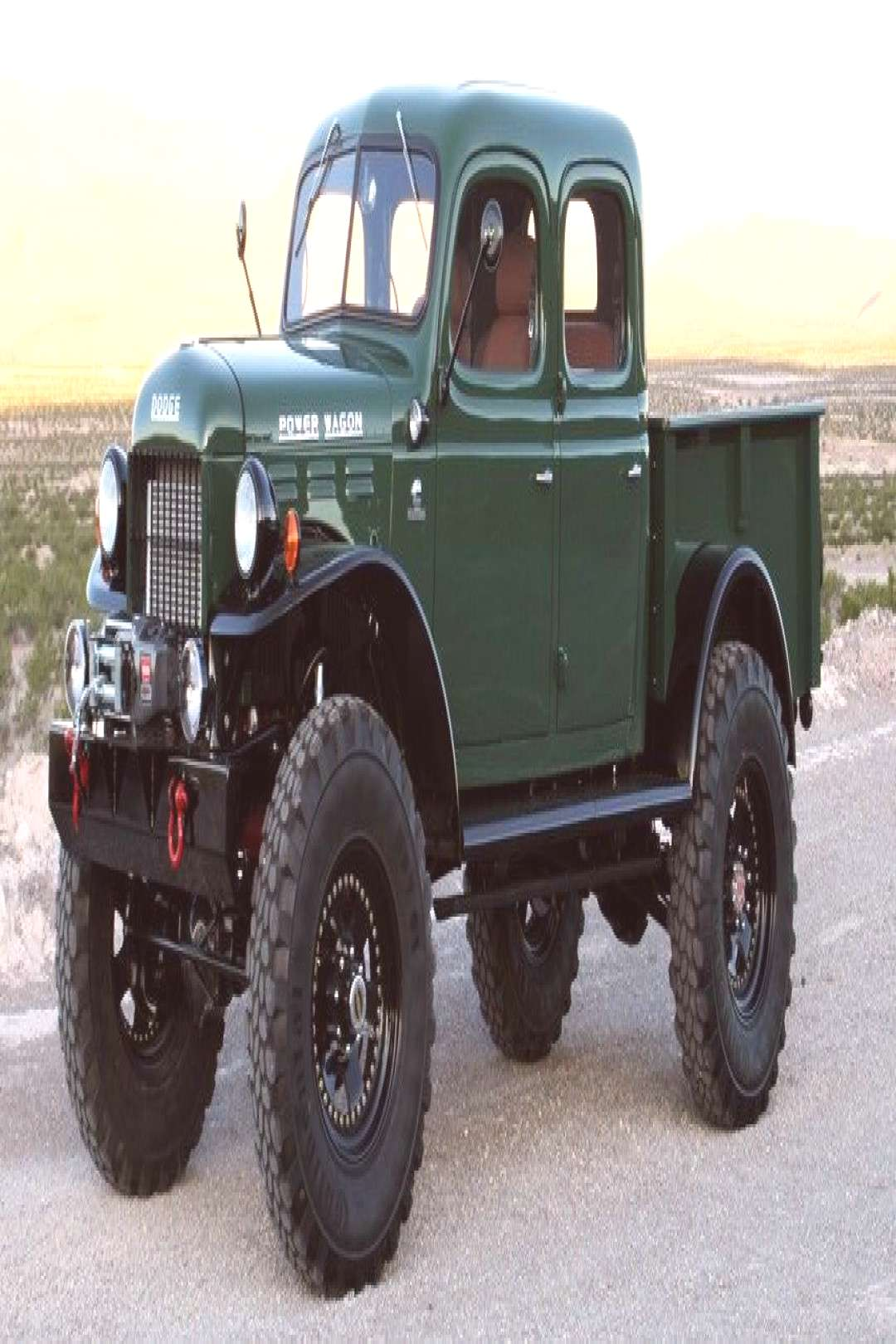 History of the Power Wagon | Dodge RAM for Sale in Miami -  -