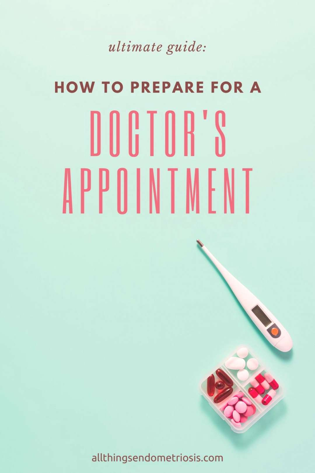 How to Prepare for a Doctors Appointment Regular doctor visits for well over two decades has taugh