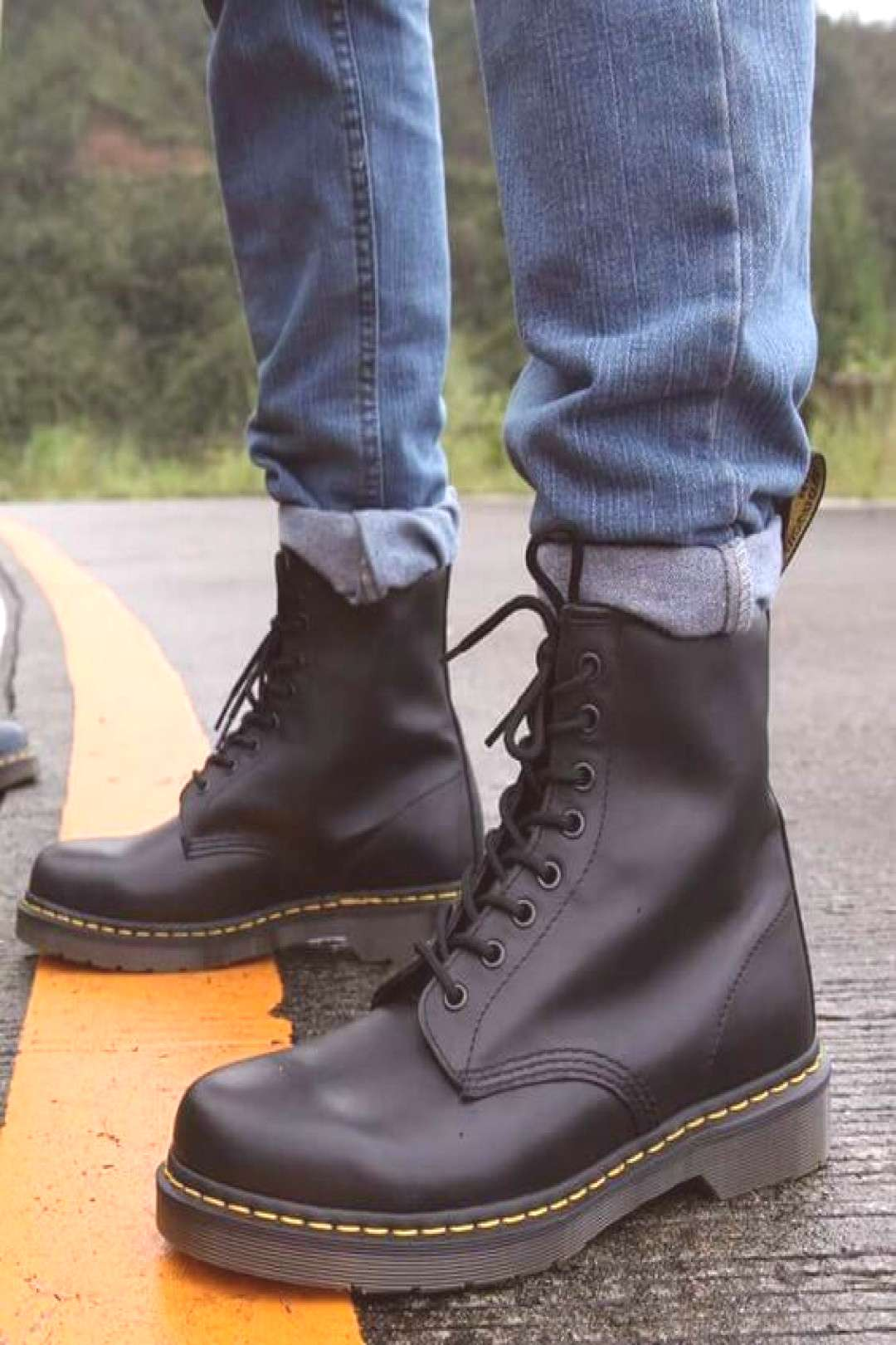 How To Style Classic Doc Martens - OnPointFresh