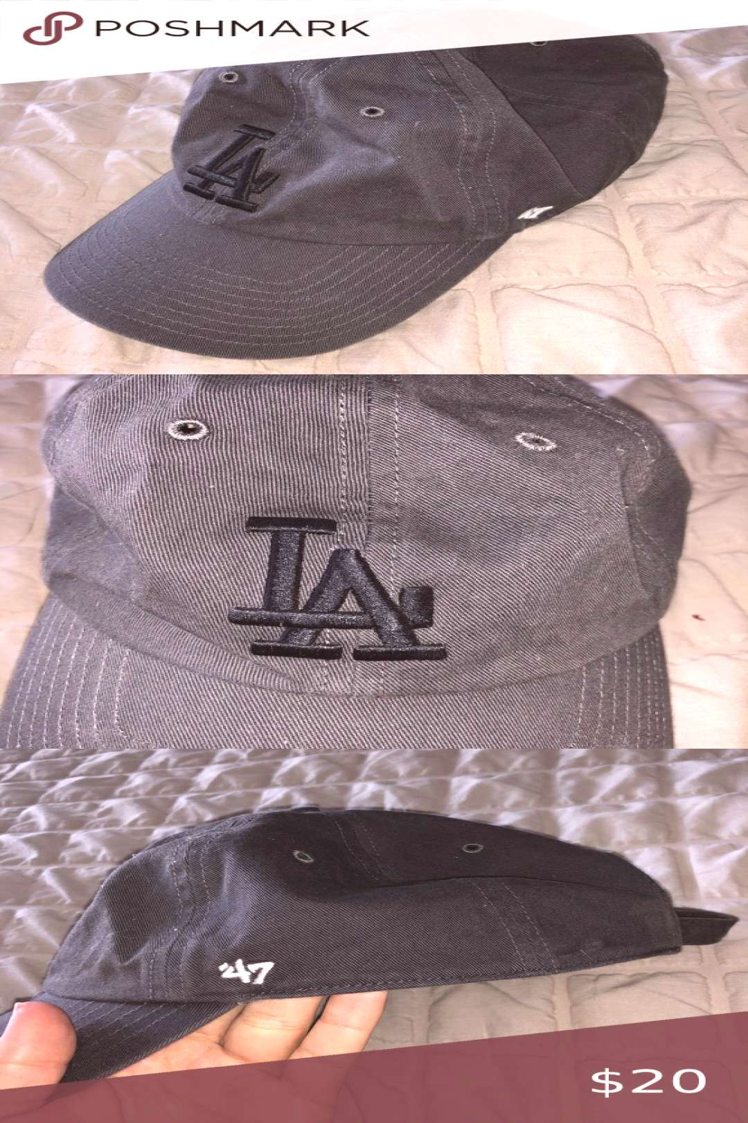 LA Dodgers Baseball Cap 47 Brand Bought at nordstrom!! Great quality, no flaws, super cute and styl