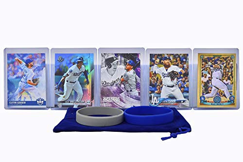 Los Angeles Dodgers Baseball Cards Corey Seager, Cody