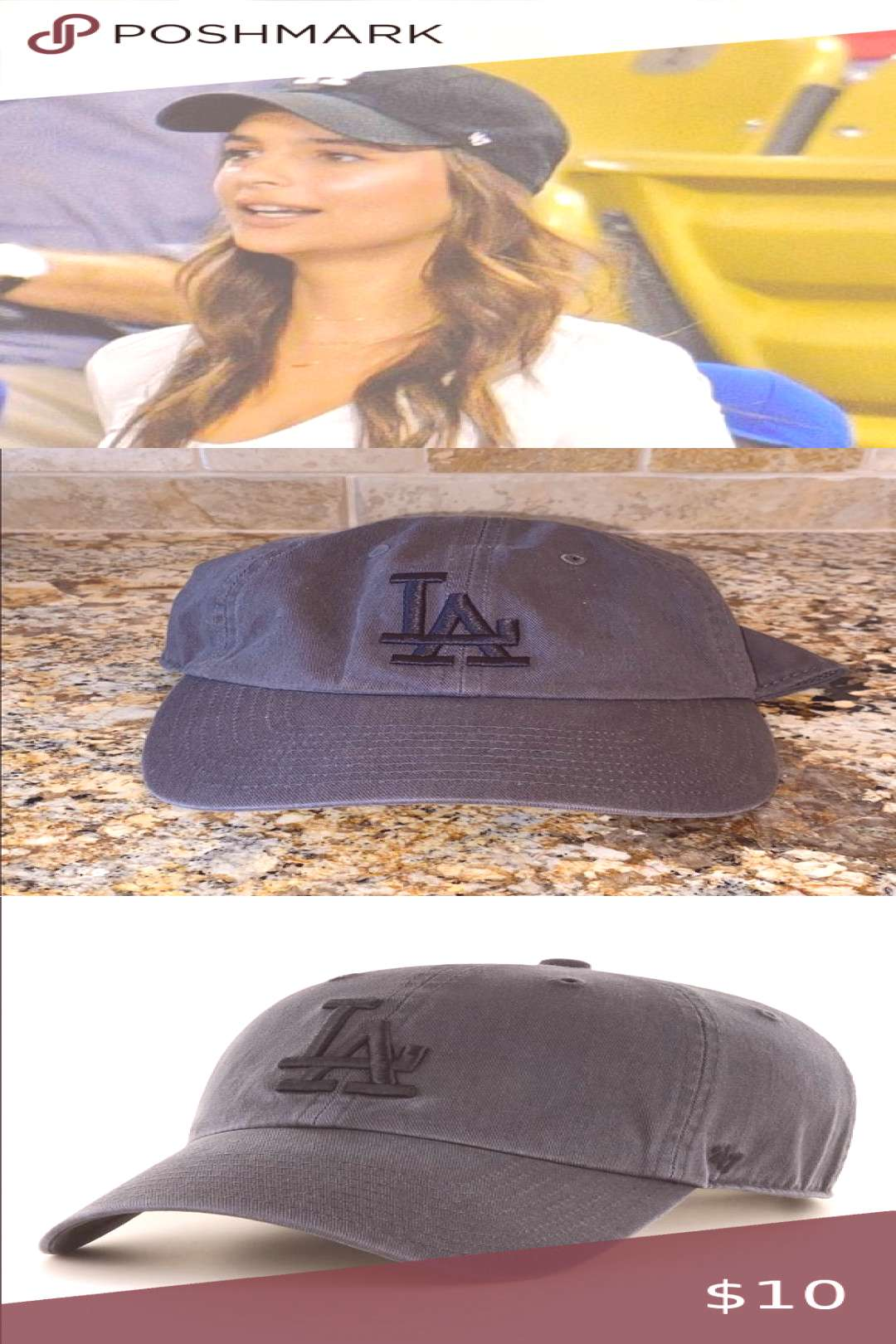 Los Angeles Dodgers baseball hat for women, bought at nordstrom Nordstrom Accessories Hats