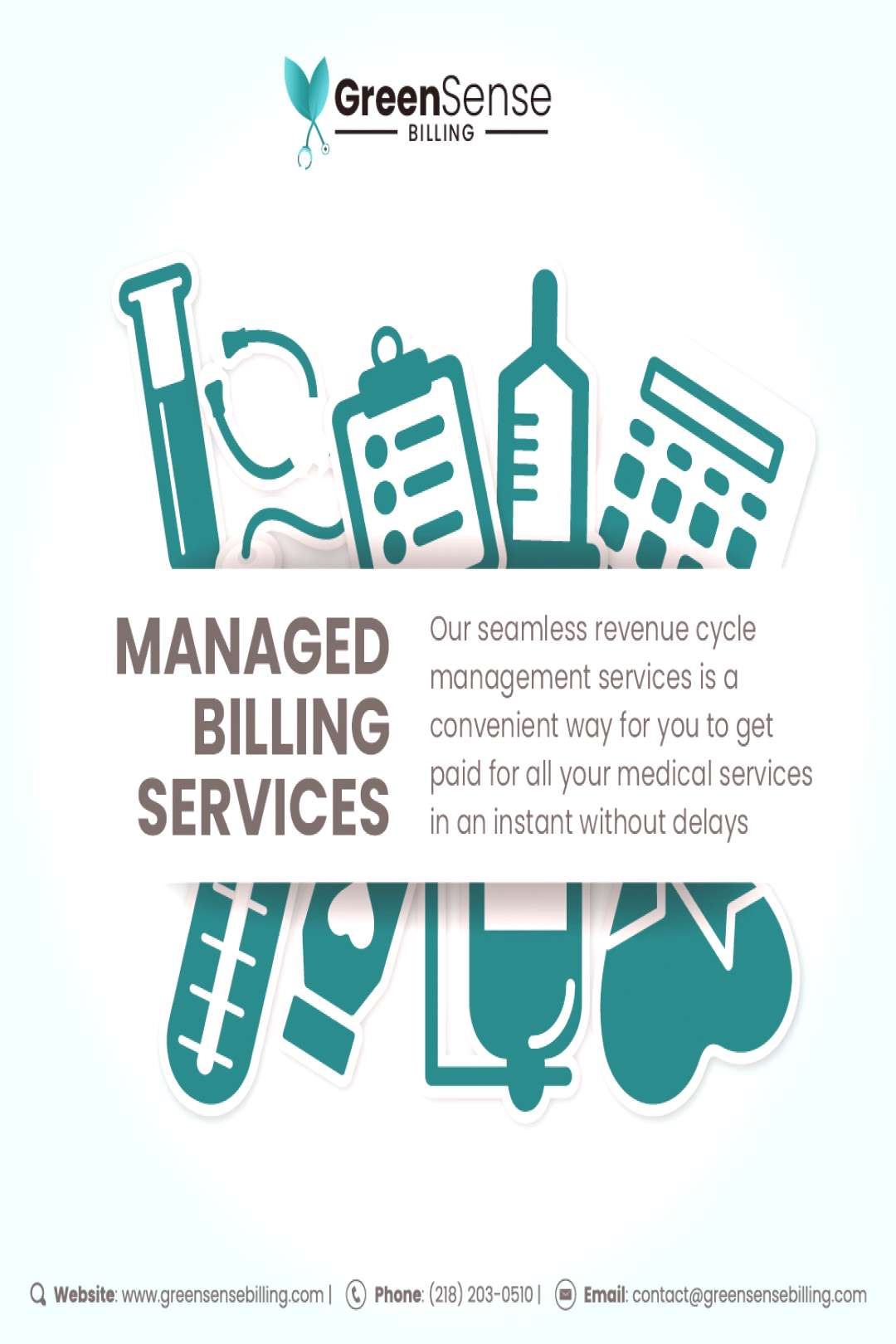 Managed Billing Services With Our Managed Billing Smart Approach, We execute your the right way by