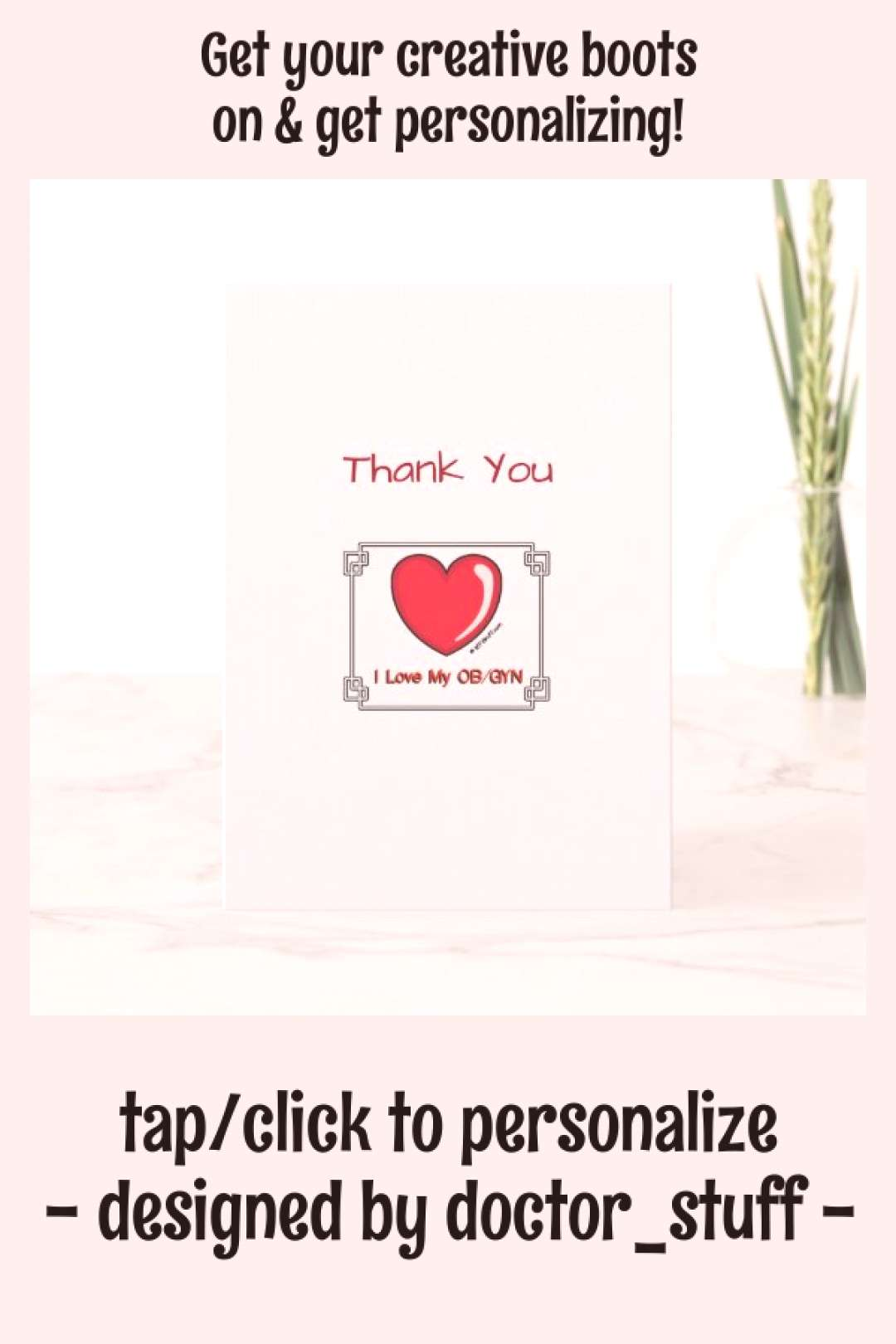 Medical Thank You Obstetrician