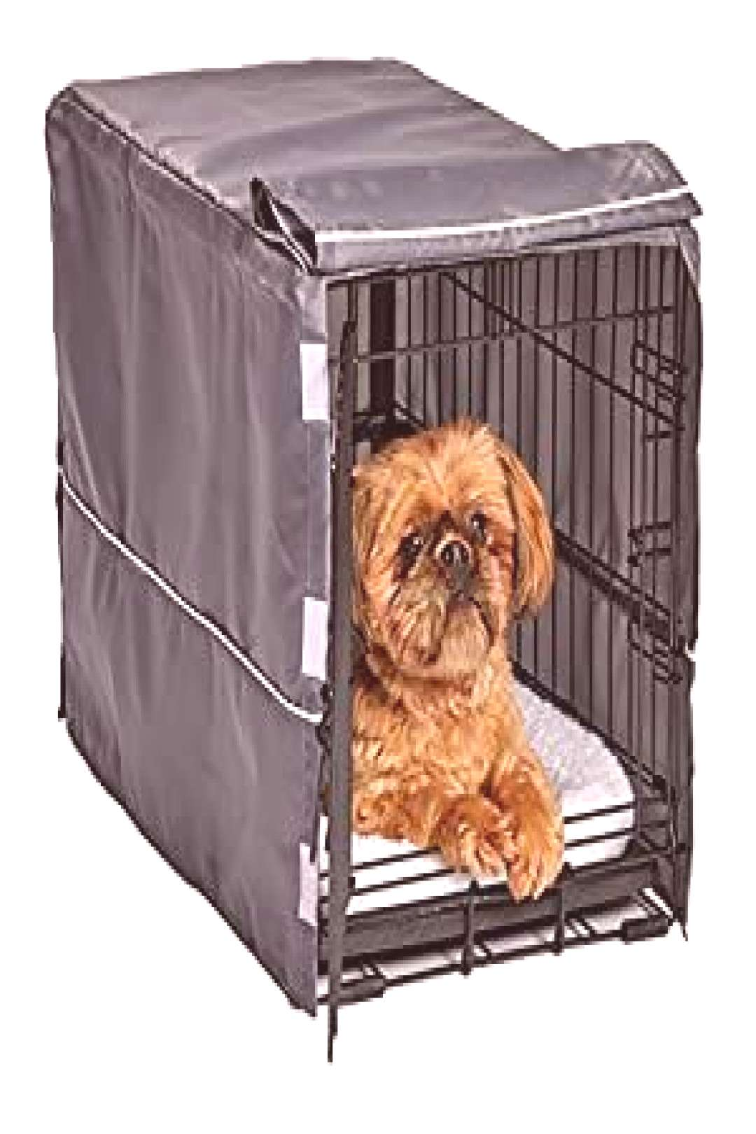 MidWest Dog Crate Cover, Privacy Dog Crate Cover Fits MidWest Dog Crates, Machine Wash & Dry - Comp