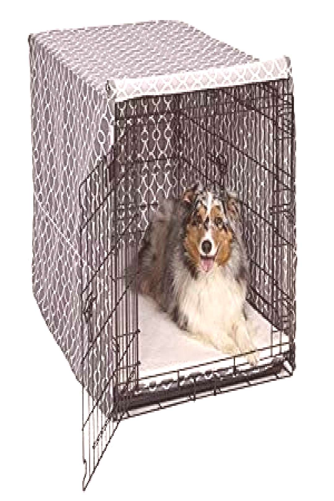 MidWest Dog Crate Cover, Privacy Dog Crate Cover Fits MidWest Dog Crates, Machine Wash amp Dry cool 6