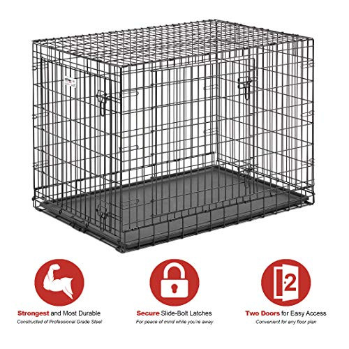 MidWest Ultima Pro Series 42quot Dog Crate   Extra-Strong