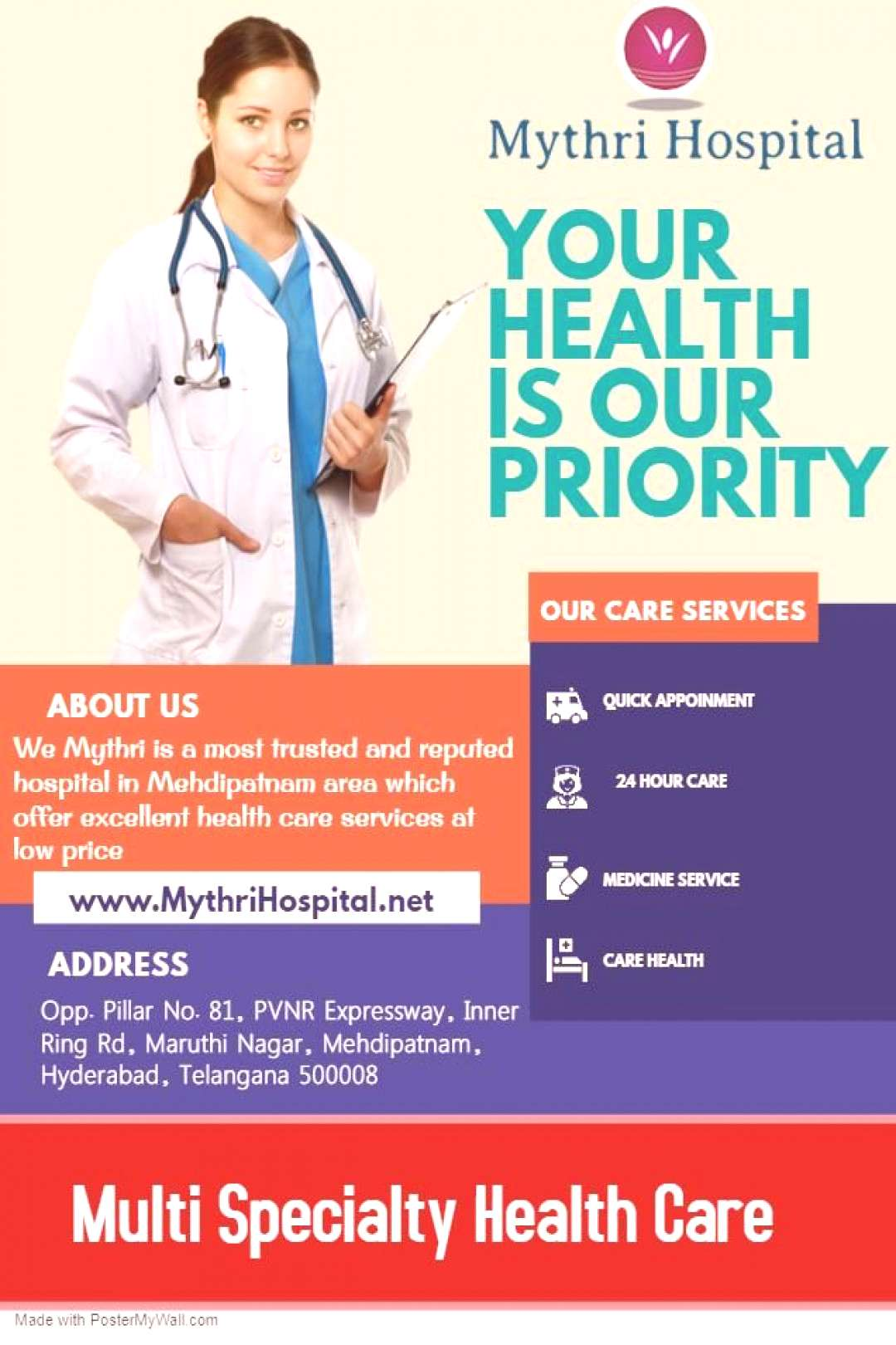 Mythri Hospital Your Is Our Most | A Specialty Centre In Which Unique For In Way With Excellent And