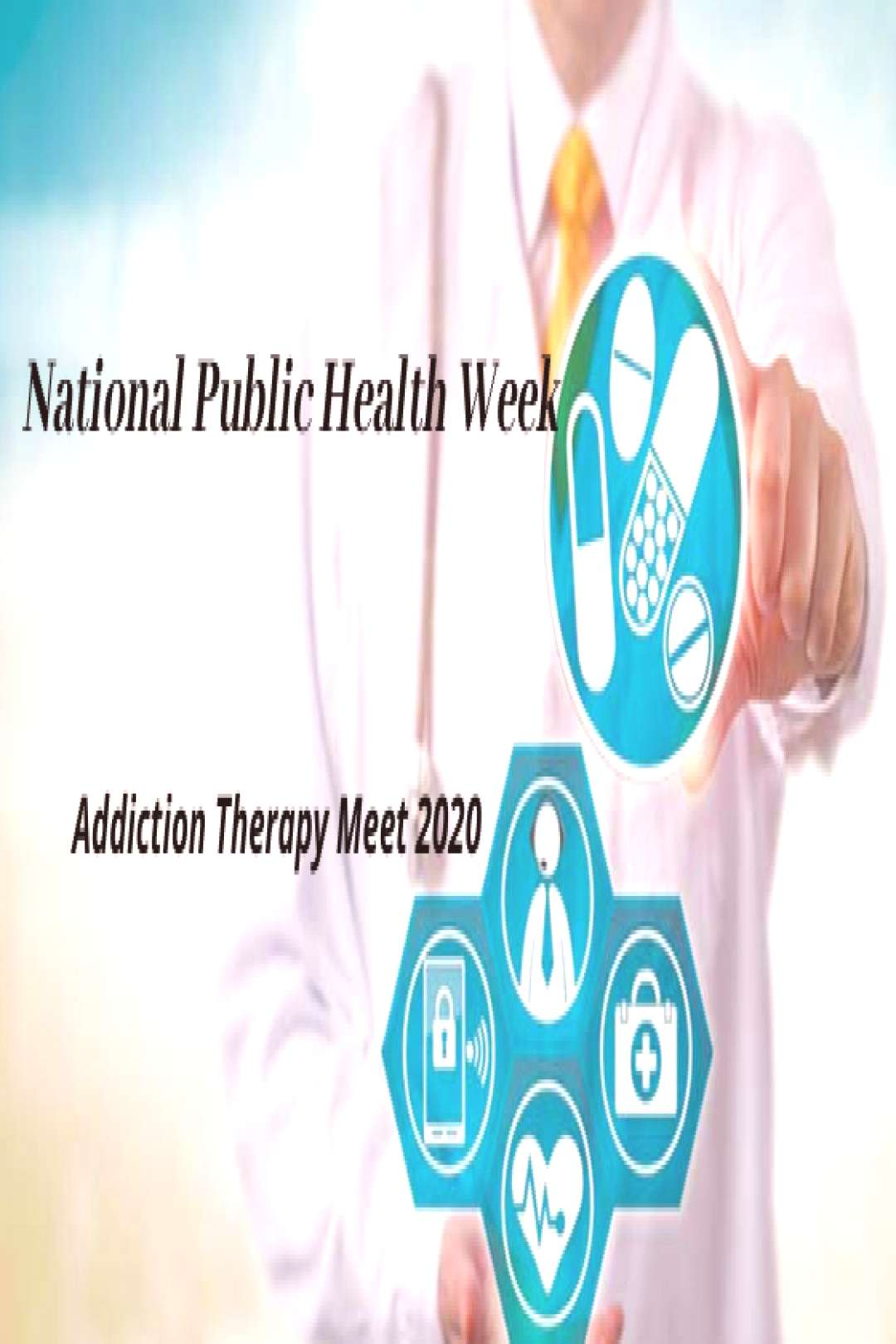 National  Public Health Week   Let's celebrate by saluting all the for their contribution towards u