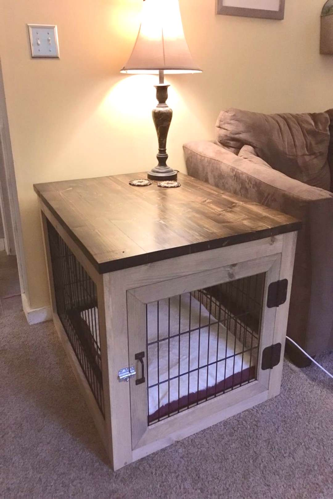 New Pic farmhouse dog kennel Ideas  Many people exactly who purchase open-air dog crates, do not ha