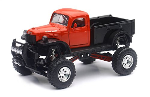 New Ray 54516 Dodge Power Wagon Die Cast with Suspension