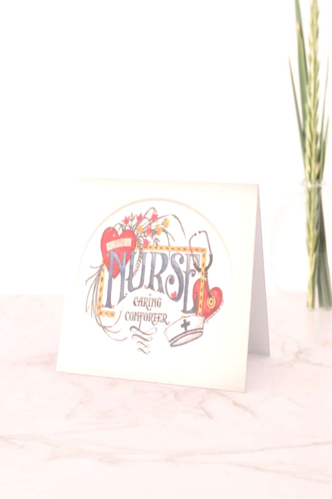 Nurse's Day Greeting Card