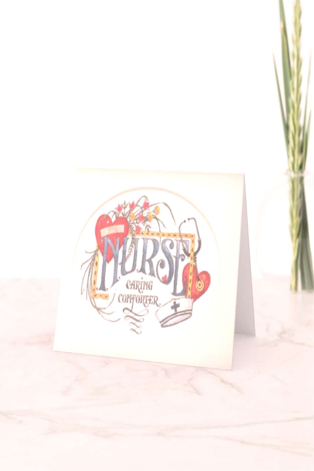 Nurse's Day Greeting Card Affiliate