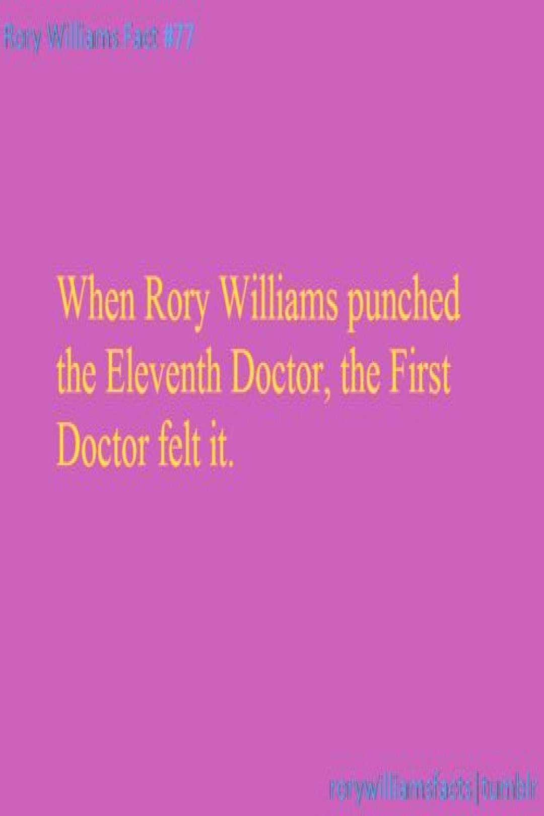 Rory Williams Facts Doctor Who Rory williams facts ; rory williams fakten ; rory williams faits ; r