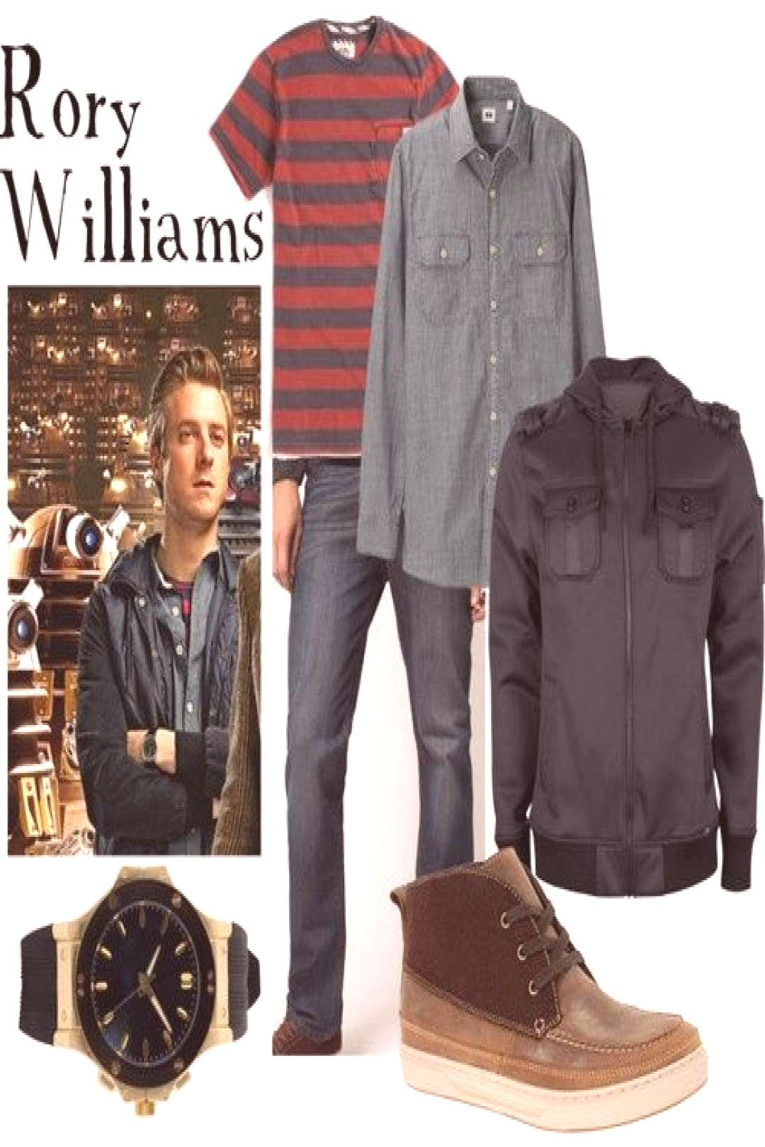 Rory Williams Outfit Doctor Who Rory williams outfit ,  rory williams outfit ,  tenue de rory willi