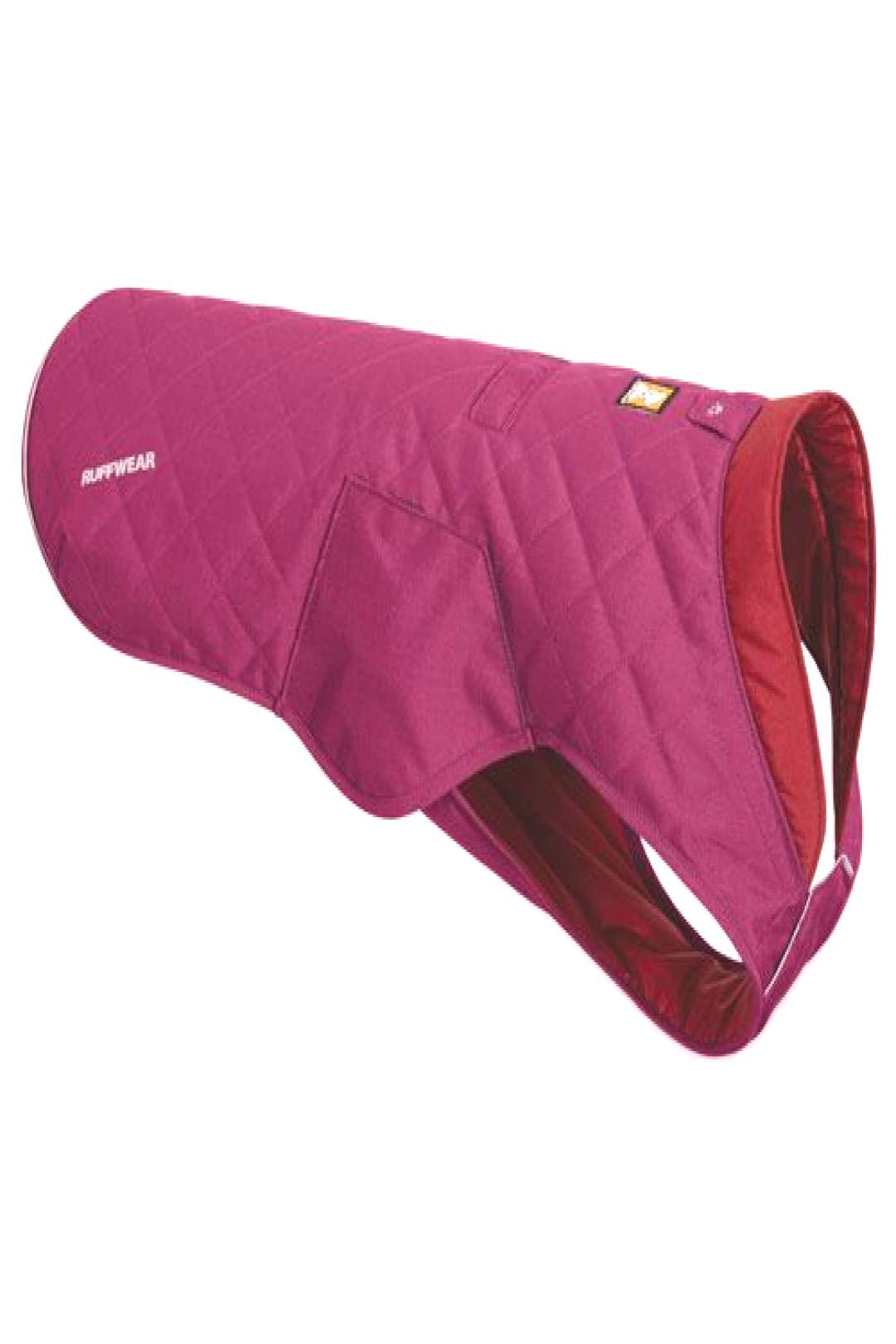 Ruffwear Stumptown Dog Coat, Larkspur Purple, XX Small