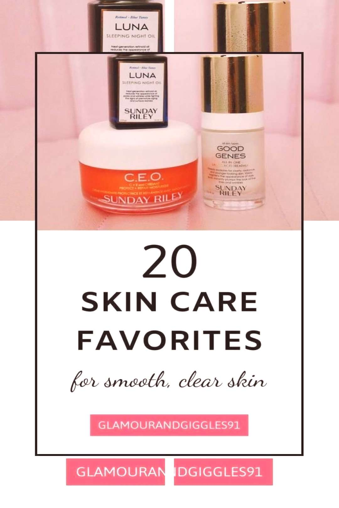 Skin Care Products  Skin Care Products