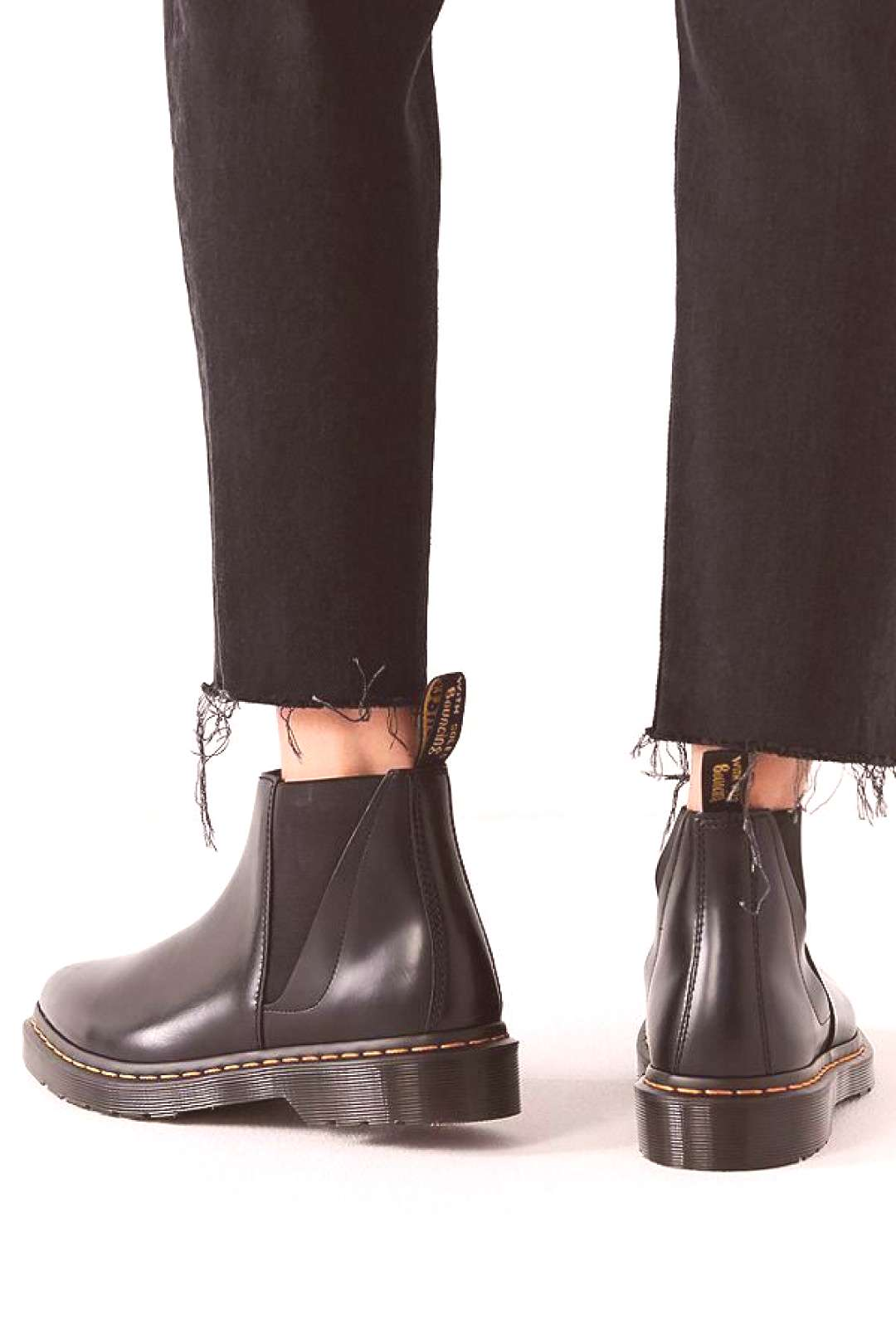 Slide View: 6: Dr. Martens Bianca Chelsea Boot