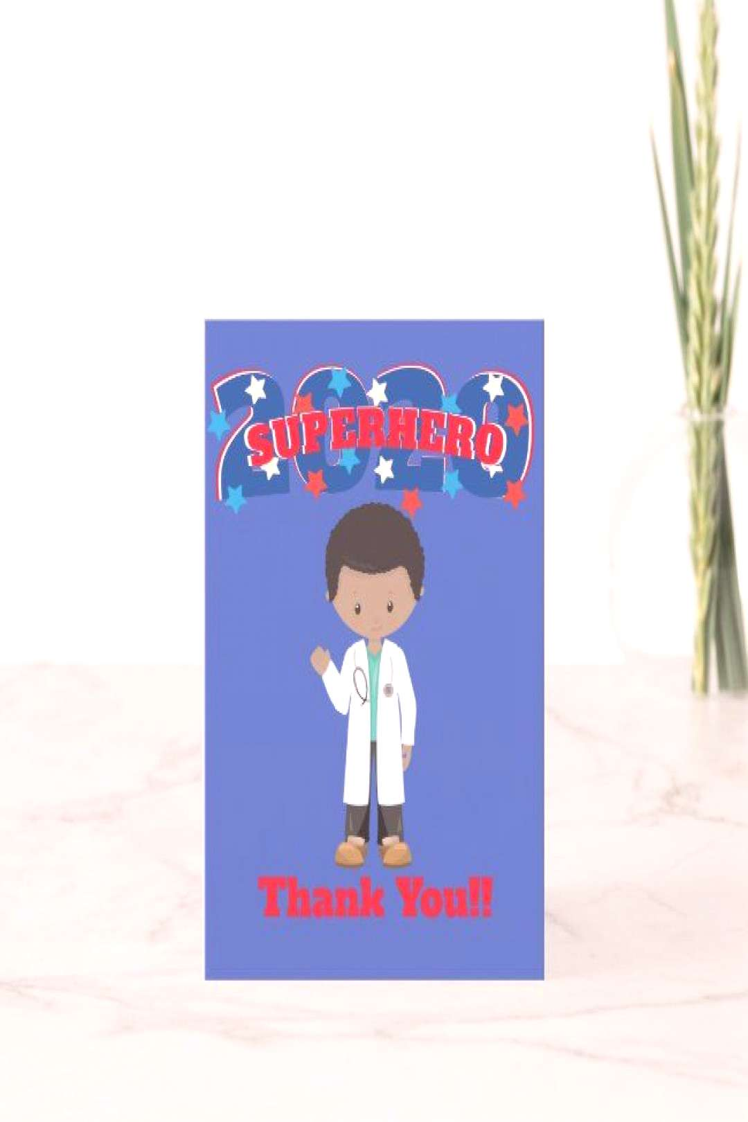 Thank You Card for Your Doctor
