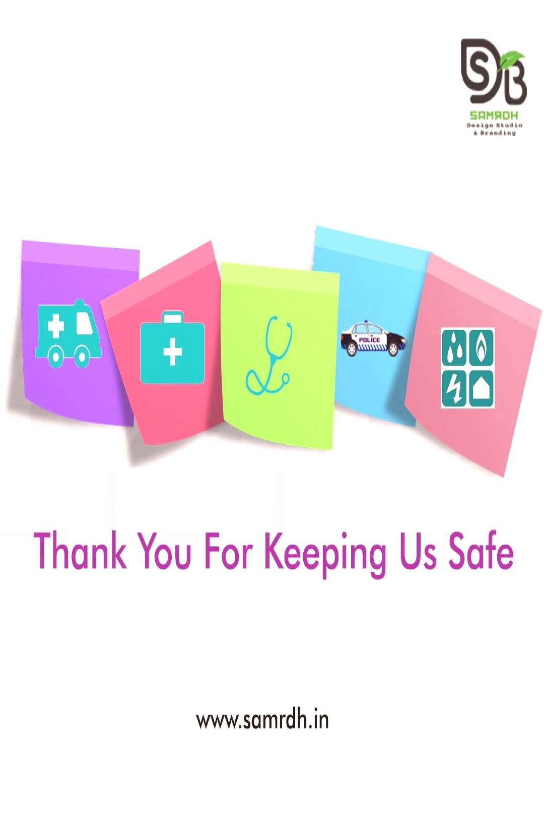Thank You-Healthcare and Essential Services   Even a big Thank You from our side is simply small in