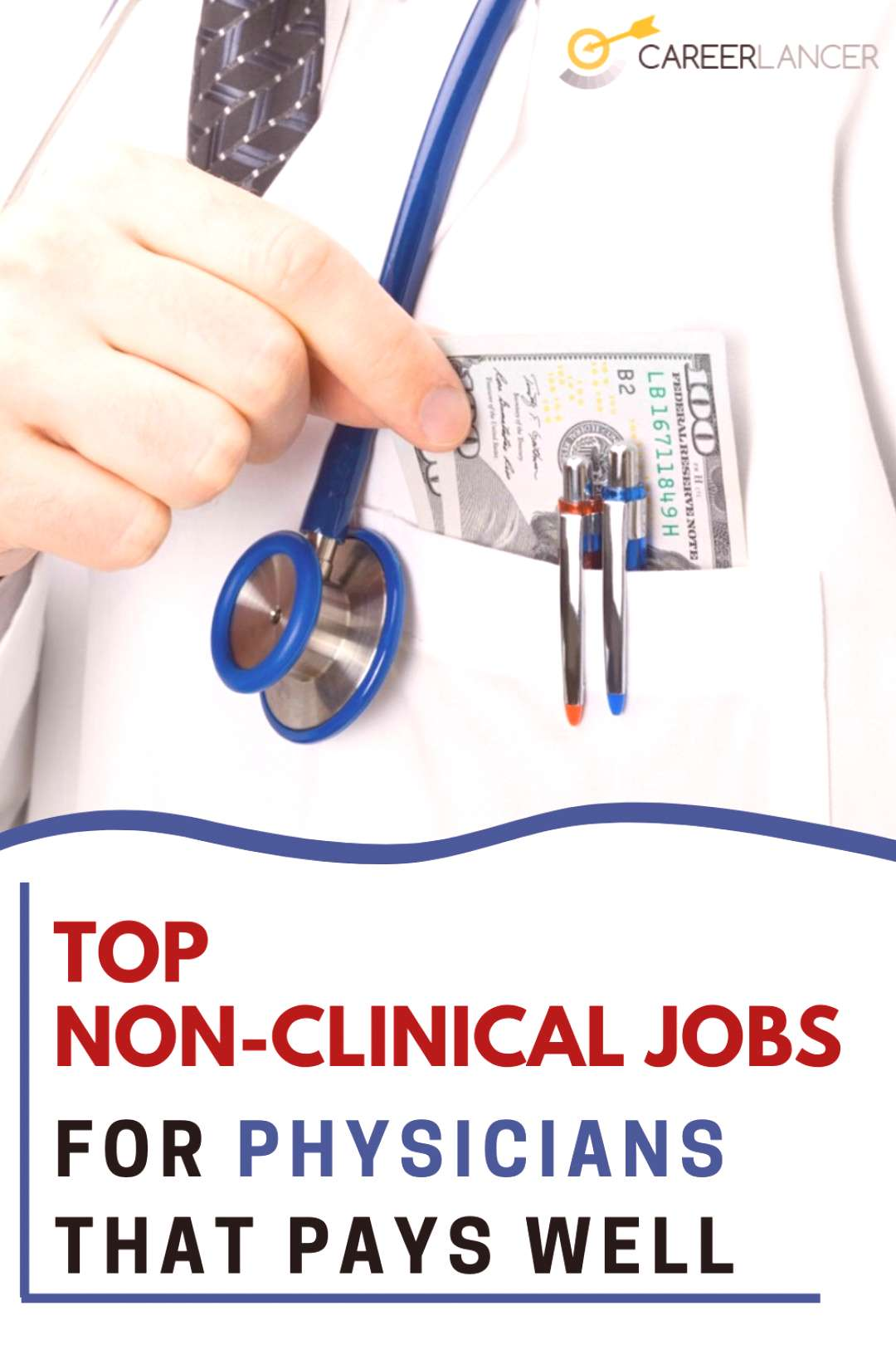 Top Non-Clinical Jobs For Physicians That Pays Well - Careerlancer  Most non-clinical careers for d