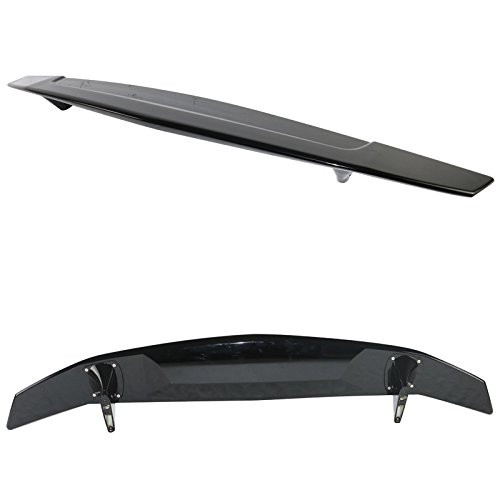 Trunk Spoiler Compatible With 2013-2016 Dodge Dart, Painted