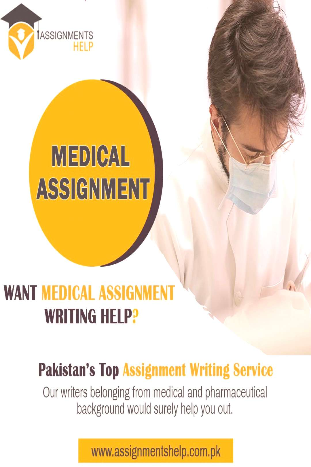 WANT MEDICAL ASSIGNMENT WRITING HELP