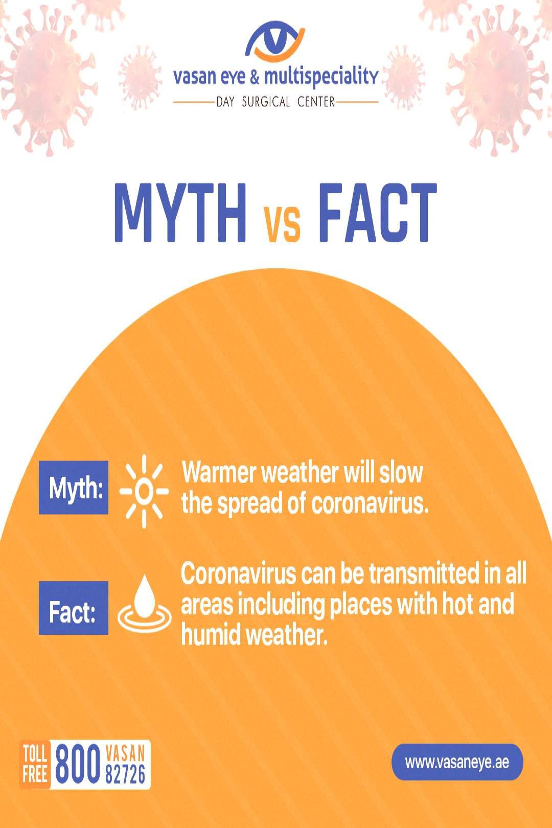 Warmer Weather Will Slow the Spread of COronavirus? Regardless of climate, take preventive measures