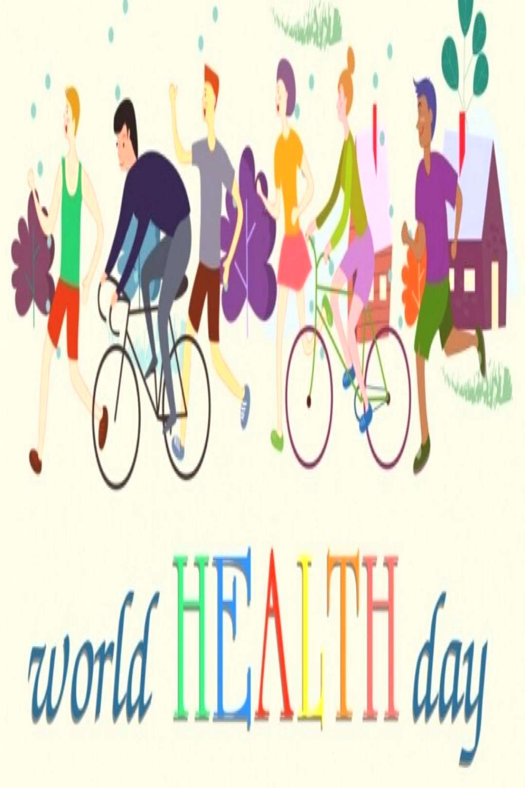 World Health Day Happy taking this opportunity to thank all the who are fighting for our against